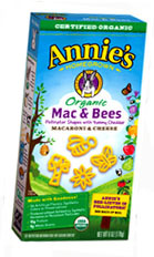 annie's mac and bees